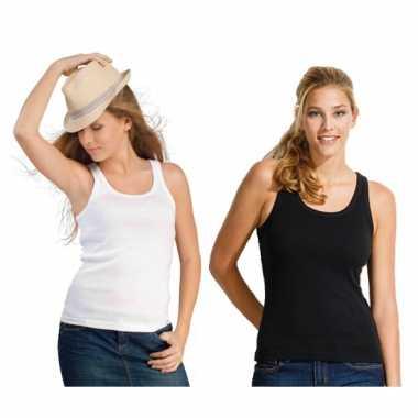 Dames t-shirt zonder mouw Cactus